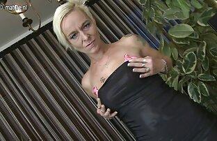 MOM reife frauen solo tube Enge junge blonde Mädchen in Höschen hat pussy geöffnet von hot Asian MILF