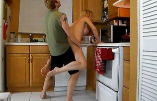 Dawson Daley pornobilder mit reifen frauen große Titten hüpfen, während immer schlug